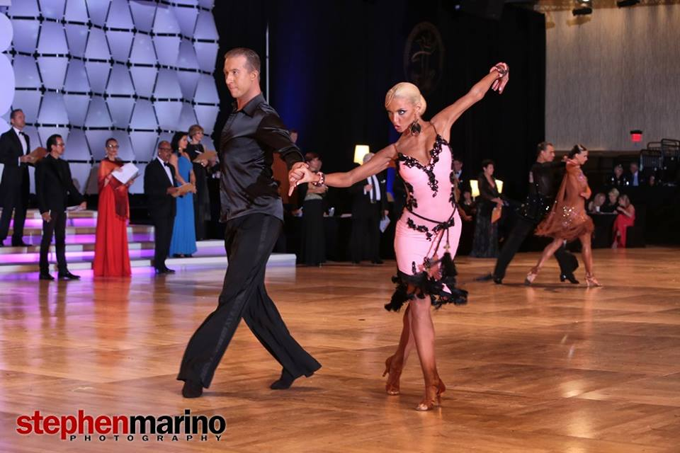 International Latin Dancing
