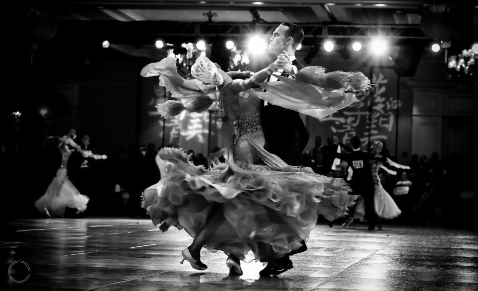 International Ballroom/standard dancing