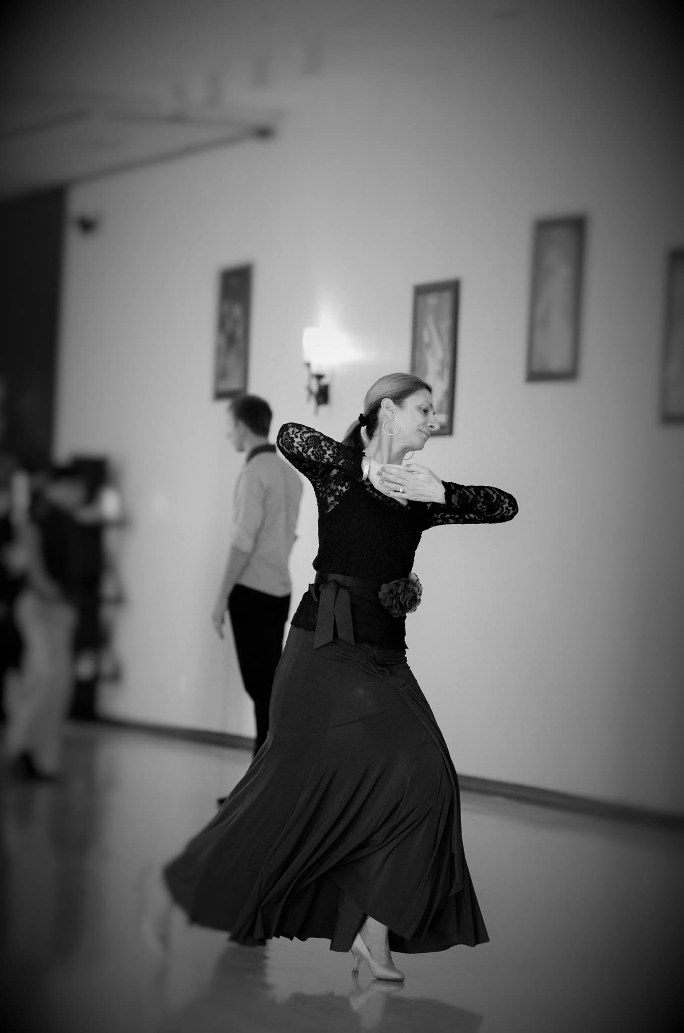 O on Ballroom Dance Steps For Beginners