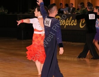 People choice dance competition