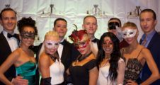 It's this time of the year when Imperial Ballroom creating magic - Masquerade Ball and Gala Dinner!