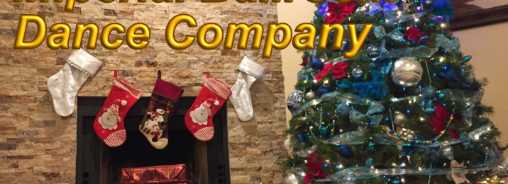 merry Christmas from imperial ballroom dance company